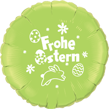Frohe Ostern lime